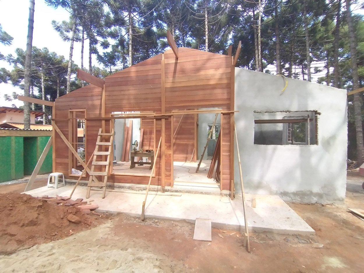 Projeto de 92,40 m² com execução em Resende – RJ