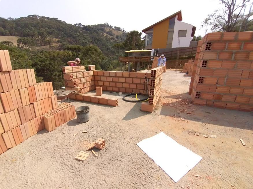 Projeto de 110,58m² com execução em Gonçalves - MG