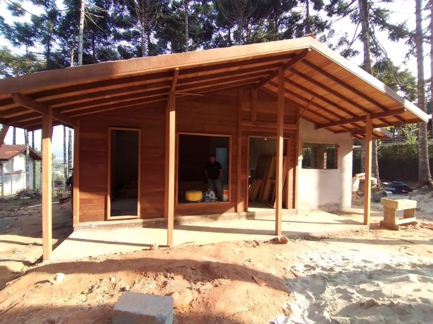 Projeto de 191,32m² com execução em João Pinheiro - SP