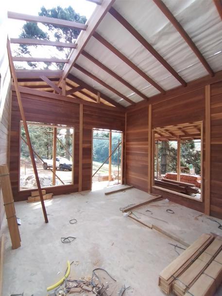 Projeto de 79,47 m² com execução em Camanducaia - MG