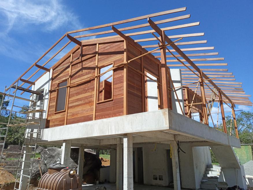 Projeto de 93,09m² com execução em Monteiro Lobato - SP
